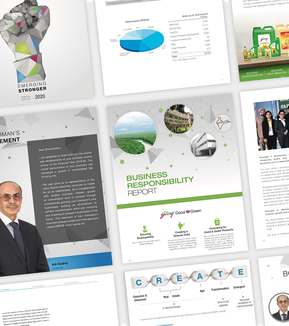 Our Annual Report 2019-20