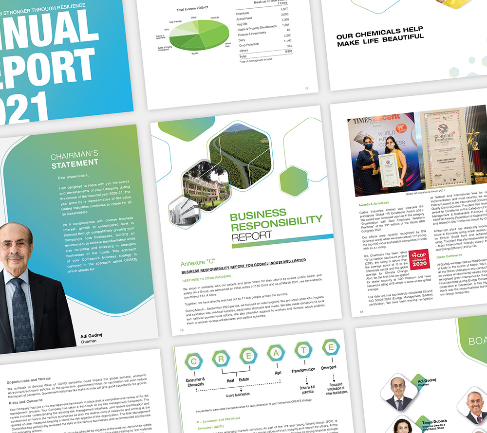 Our Annual Report 2020-21